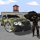 رانندگی افراطی با ماشین ارتش