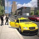 راننده تاکسی مدرن