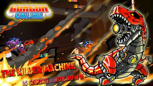 بازی اندروید گانگان بازی تیراندازی آنلاین - Gungun Online: Shooting game
