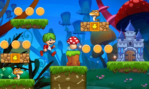 بازی اندروید جهان ویکتور- جنگل ماجراجویی فوق العاده - Victo's World - jungle adventure - super world