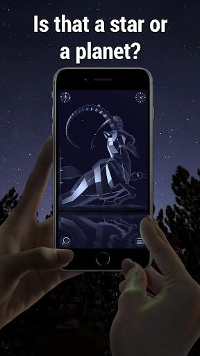 نرم افزار اندروید حرکت ستاره ها 2 - نقشه آسمان، ستاره، صورت فلکی - Star Walk 2 Free - Sky Map, Stars & Constellations