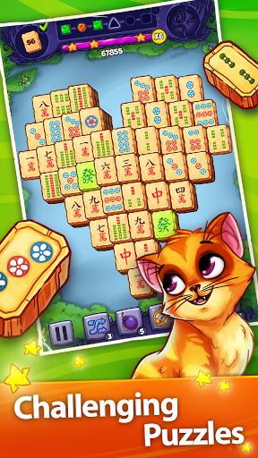 بازی اندروید گنجینه فال ماهجونگ - Mahjong Treasure Quest