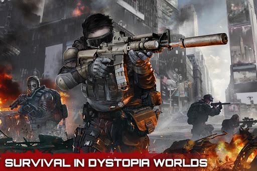 بازی اندروید جنگ با زامبی - DEAD WARFARE: Zombie