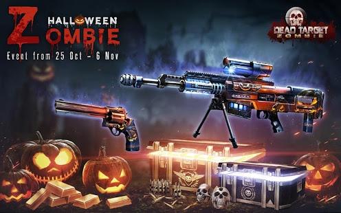 بازی اندروید هدف مرگ - زامبی - DEAD TARGET: Zombie