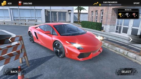 بازی اندروید پارکینگ ماشین - Car Parking 3D HD
