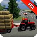 تراکتور حمل و نقل - شبیه ساز کشاورزی