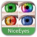 چشم زیبا - تغییر رنگ چشم
