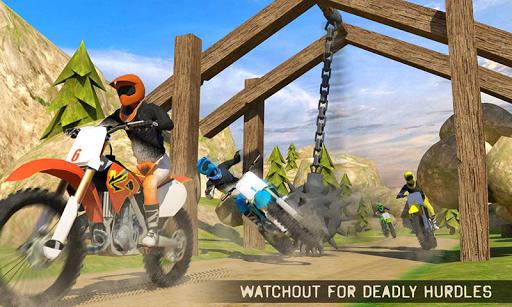 بازی اندروید مسابقه موتور تریل - 🏁Trial Xtreme Dirt Bike Racing: Motocross Madness