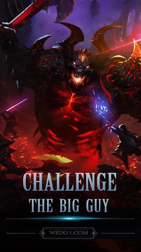بازی اندروید پادشاه شکارچی سیاه چال - تاریکی بی پایان - Ever Dungeon : Hunter King - Endless Darkness