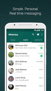 نرم افزار اندروید واتساپ - WhatsApp Messenger