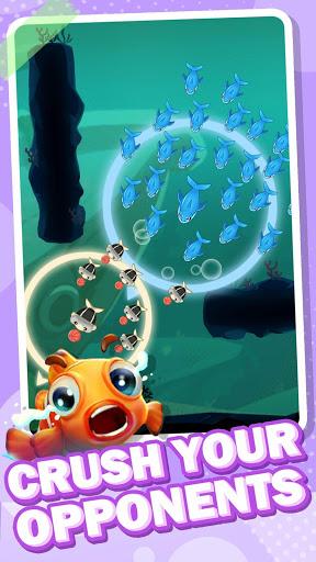 بازی اندروید ماهی - Fish Go.io