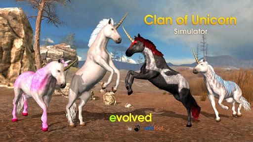بازی اندروید قبیله تکشاخ - Clan of Unicorn