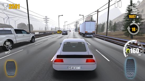 بازی اندروید گشت ترافیک - Traffic Tour
