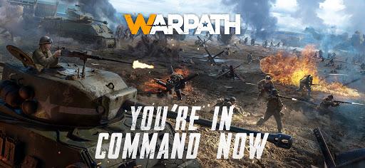 بازی اندروید مسیر جنگ - Warpath