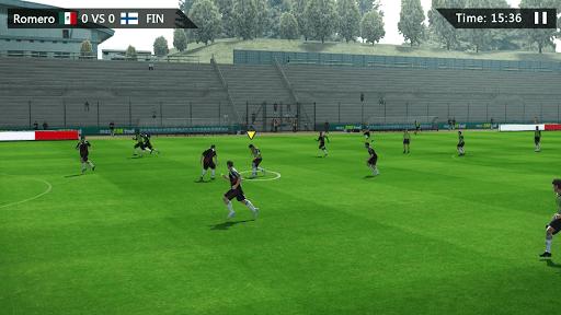 بازی اندروید فوتبال - تیم نهایی - Soccer - Ultimate Team