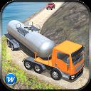 کامیون حمل تانکر نفتی