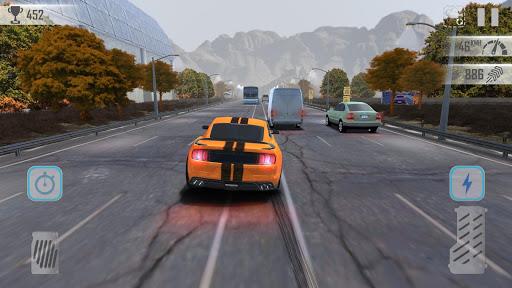 بازی اندروید راه سرعت موستانگ - Mustang Speedway