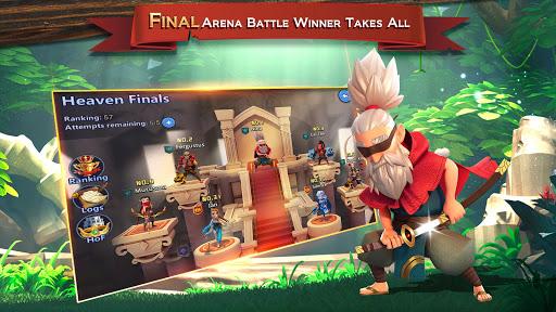 بازی اندروید قهرمانان نهایی - Final Heroes