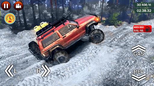 بازی اندروید راننده رالی آفرود - Offroad Xtreme 4X4 Rally Racing Driver