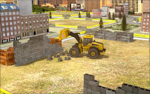 بازی اندروید ساخت شهر - City Construction: Building Simulator