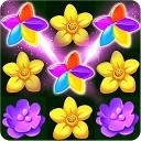 شکوفه زدن باغ