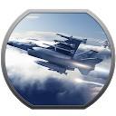 حمله واقعی جنگنده اف 18