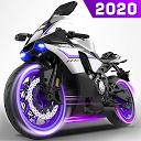 بازی شبیه ساز واقعی - سرعت رفتن موتور