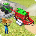 بازی تراکتور خرمن کوب - بازی کشاورزی