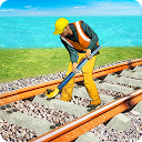 ساخت راه آهن