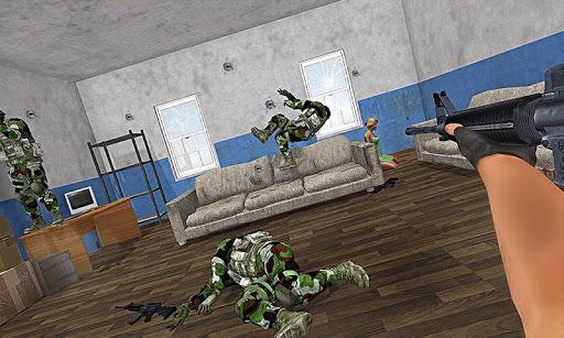 بازی اندروید تکاور مدرن - Modern Action Commando FPS