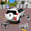 بازی بازی های پارکینگ اتومبیل - رانندگی جدید پرادو