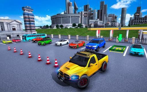 بازی اندروید بازی های پارکینگ اتومبیل - رانندگی جدید پرادو - In Car Parking Games – Prado New Driving Game