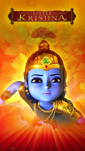 بازی اندروید کریشنا کوچولو  - Little Krishna