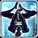 بازی شبیه ساز پرواز ابرقهرمان عنکبوتی