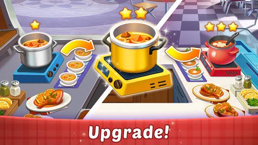 بازی اندروید لذت آشپزی 2 - Cooking Joy 2