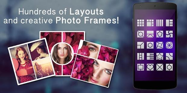 نرم افزار اندروید ساخت تصاویر کلاژ - Photo Collage Maker