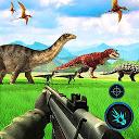 بازی شکارچی دایناسورهای وحشی