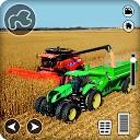 تراکتور کشاورزی واقعی