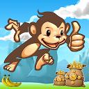 دویدن میمون - مسیر جنگل