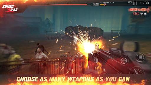 بازی اندروید تیرانداز زامبی - پادشاه شکار کشته شود - Zombie Defense Shooting: Be Kill Shot hunting king