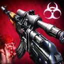 شلیک تفنگ زامبی - جنگ واقعی بقا