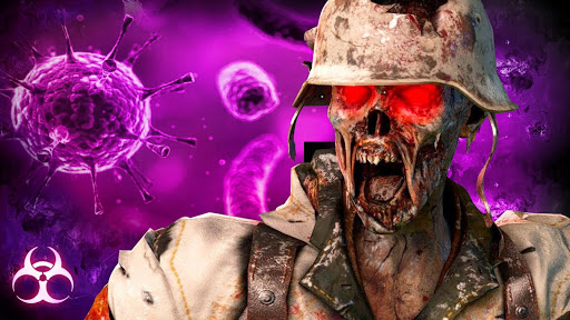بازی اندروید شلیک تفنگ زامبی - جنگ واقعی بقا - Zombie 3D Gun Shooter- Real Survival Warfare