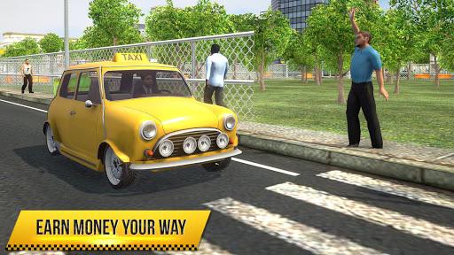 بازی اندروید شبیه ساز تاکسی 2018 - Taxi Simulator 2018