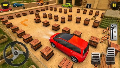 بازی اندروید شبیه ساز پارکینگ مدرن اتومبیل - بازی های رانندگی اتومبیل - Modern Car Parking Simulator - Car Driving Games