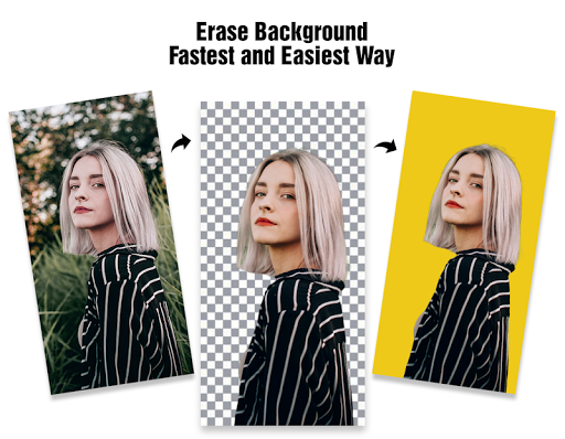 نرم افزار اندروید حذف پس زمینه تصویر - Background Eraser - Magic Eraser & Transparent