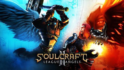 بازی اندروید روح کرافت 2 - نقش آفرینی اکشن  - SoulCraft 2 - Action RPG