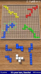 بازی اندروید بلاک آزاد - Freebloks 3D