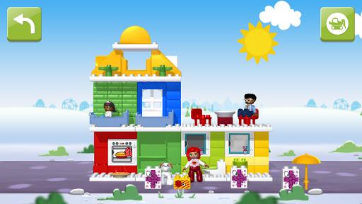 بازی اندروید لگو شهر - LEGO® DUPLO® Town