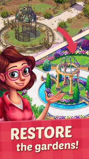 بازی اندروید باغ لیلی - Lily's Garden