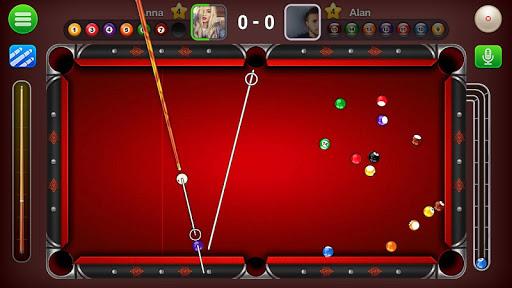 بازی اندروید 8 توپ زنده - 8 Ball Live
